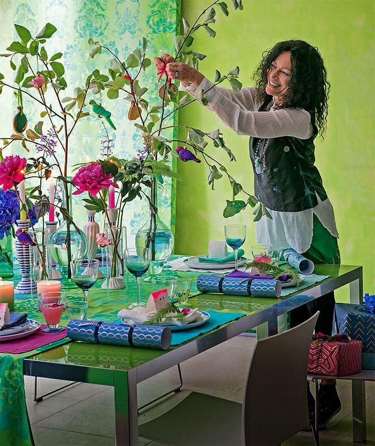 An Interview Full Of Colour With Tricia Guild Creative