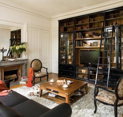Biblioteca, locul unde te incarci de frumos si de liniste