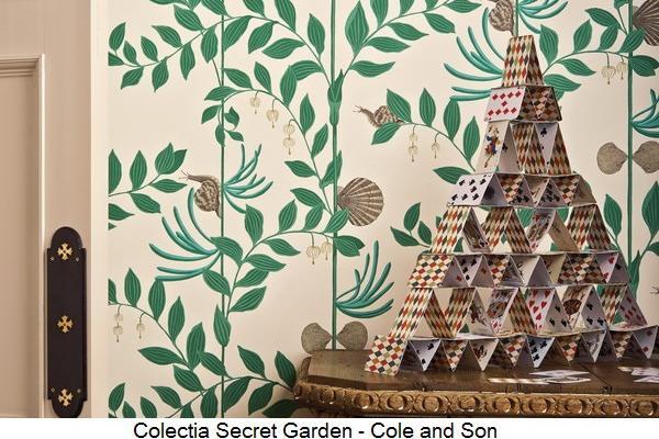 Cole Son Whimsical Secret Garden
