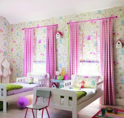 3 motive sa alegi culori pastel in camera copilului