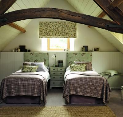 Cum amenajezi azi o camera ca pe vremea bunicii?