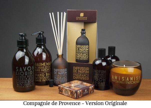COlectioe Version Originae - Compagnie de provence