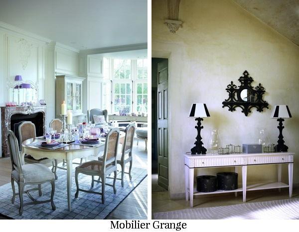 mobilier Provencal - GRANGE