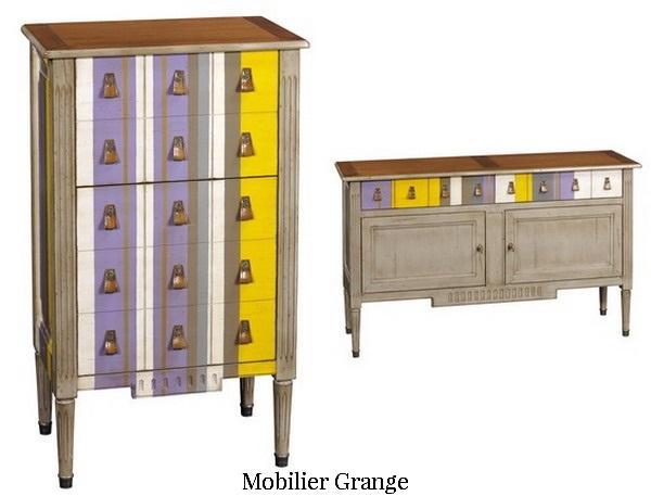 Mobilier - Grange