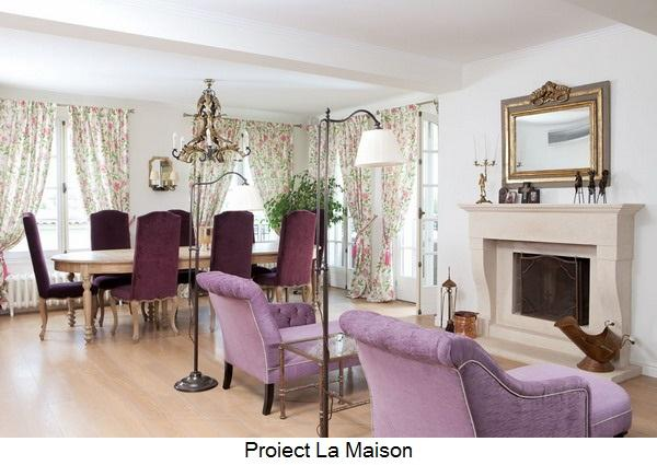 living - proiect La Maison