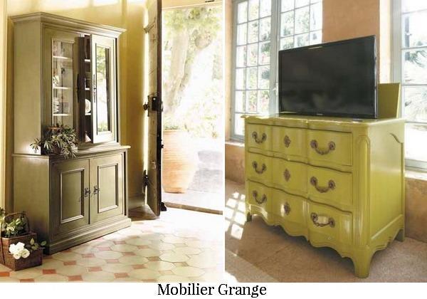 mobilier provencal grange