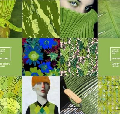 5 moduri in care poti introduce culoarea Greenery in casa ta