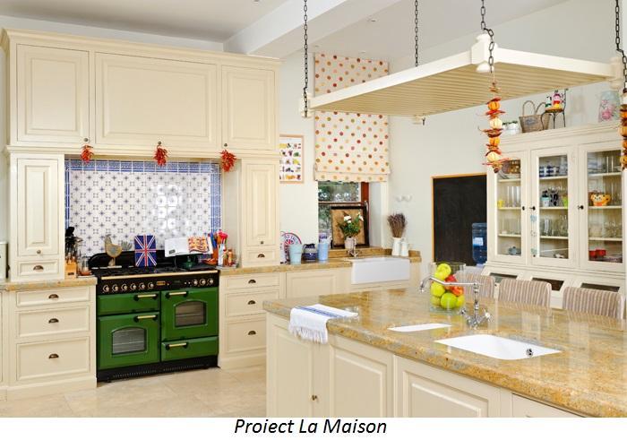 bucatarie la comanda proiect la maison