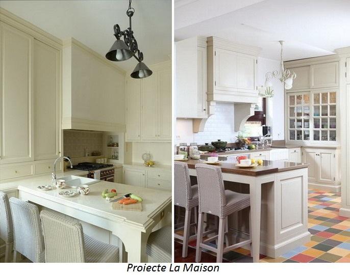 bucatarie la maison proiecte mobilier la comanda