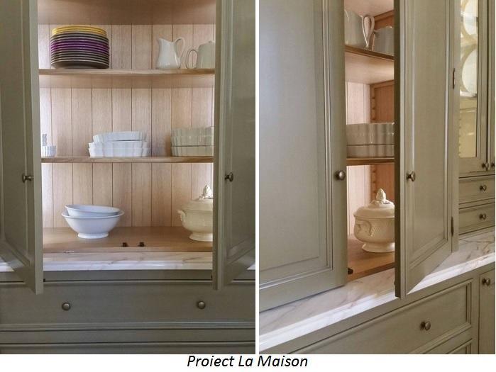 proiect la maison iluminat mobilier la comanda