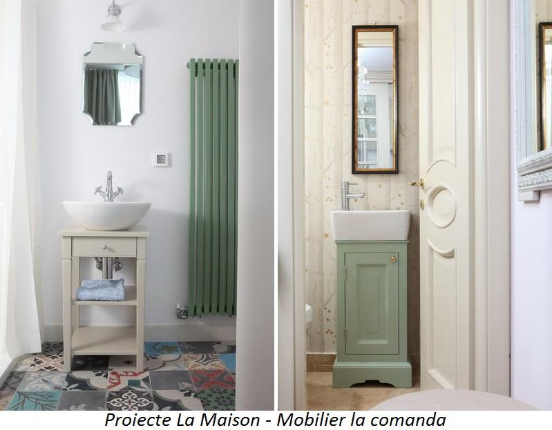 mobilier la comanda proiect la maison baie mica