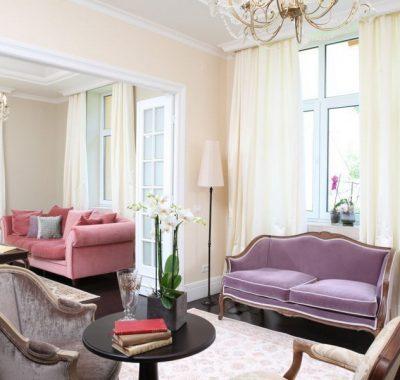 Canapeaua – elementul central al unui living