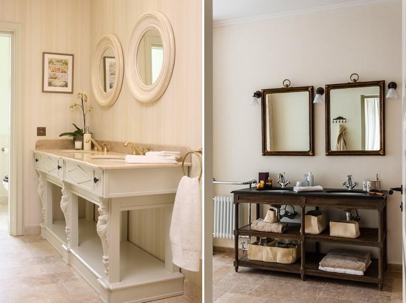 consola baie proiect la maison mobilier la comanda