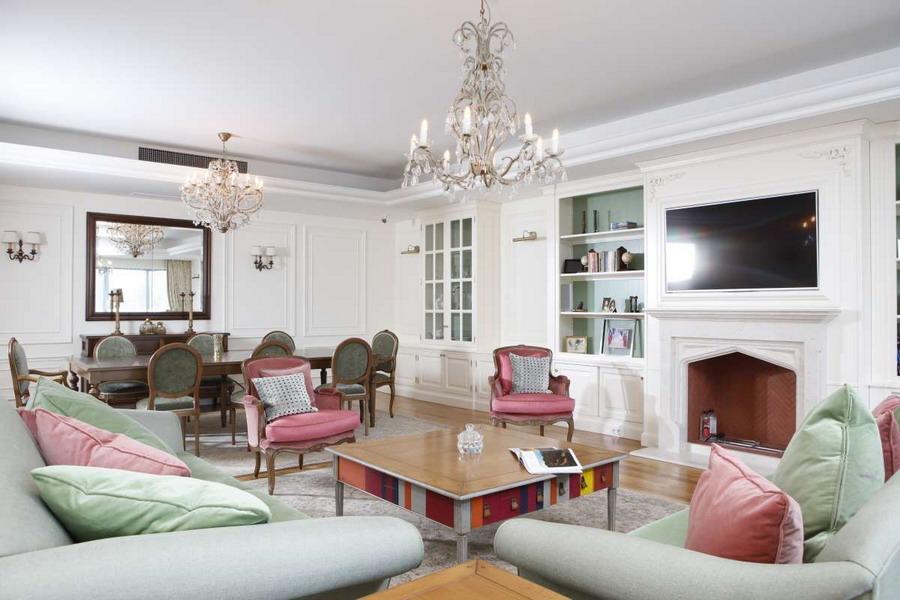 mobilier la comanda proiect design apartament corpurile de iluminat