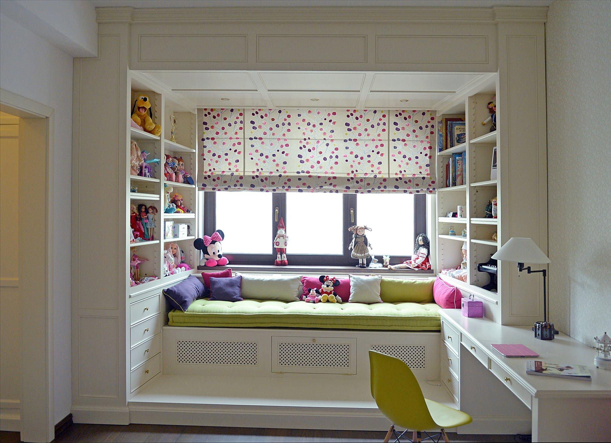 bancheta dormitor copil la maison proiect