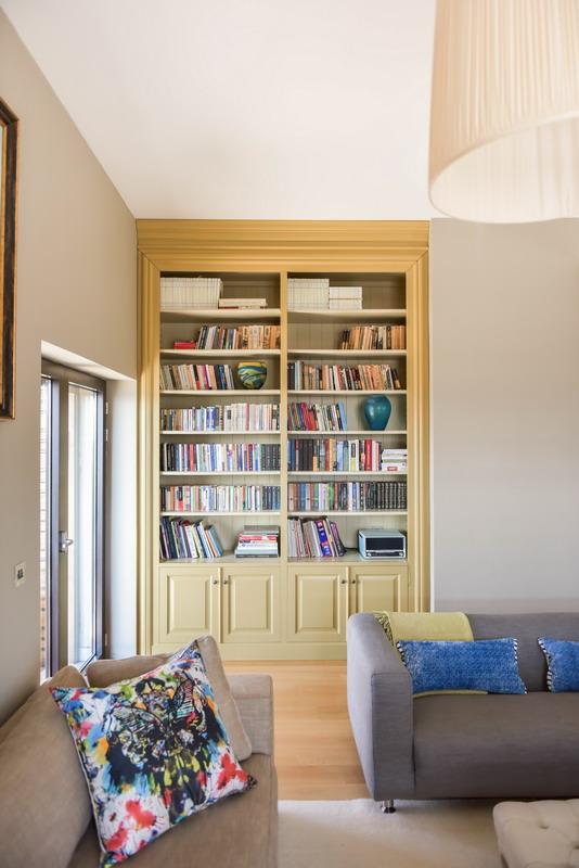 proiect la maison biblioteca grange
