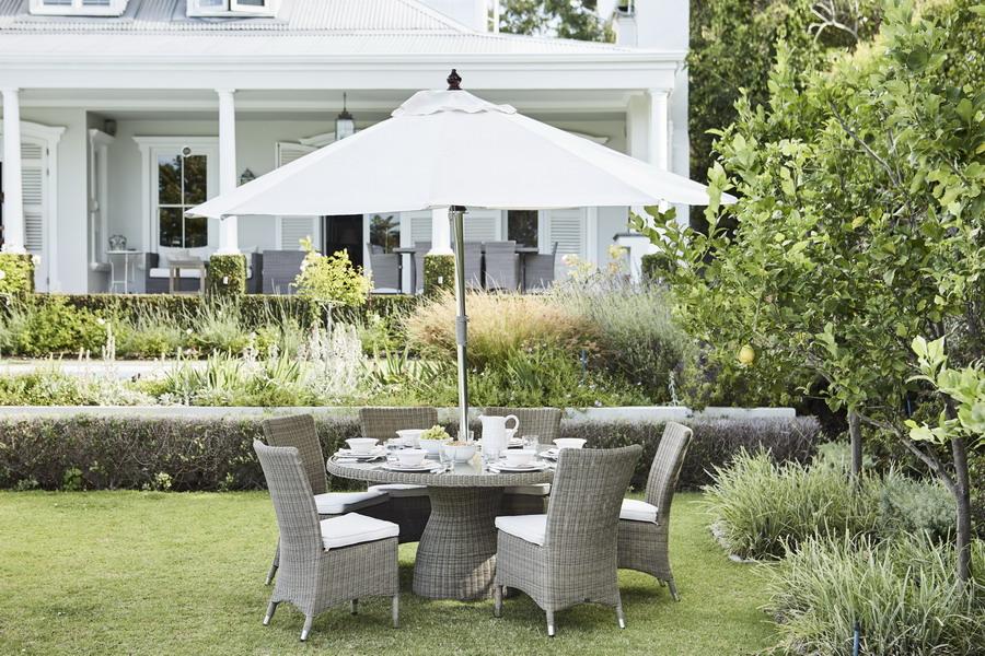 amenajare terasa cu bun gust la maison mobilier gradina