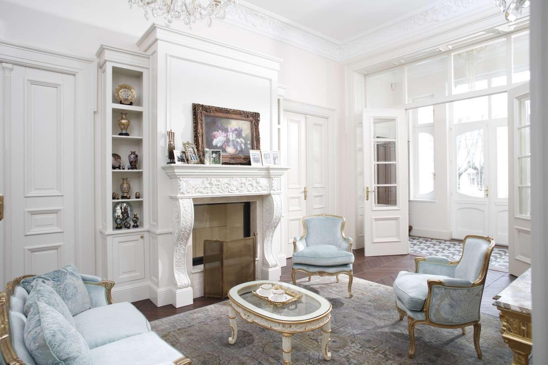 proiect design mobilier la comanda La Maison stil clasic