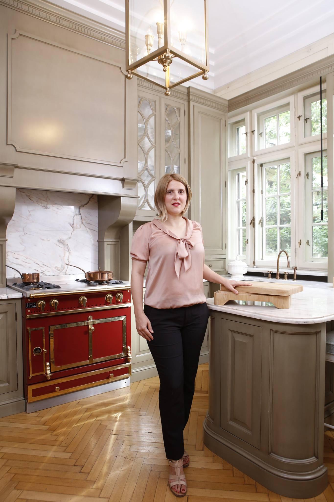 Cuptor La Cornue - Proiect La Maison