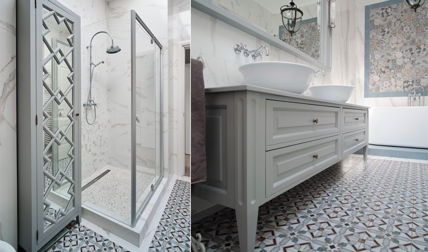 Proiect Baie - La Maison - mobilier baie la comanda