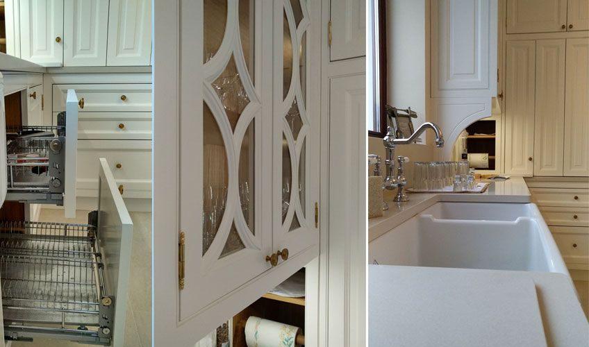 Bucatarie la comanda - Proiect & Design Mobilier La Maison