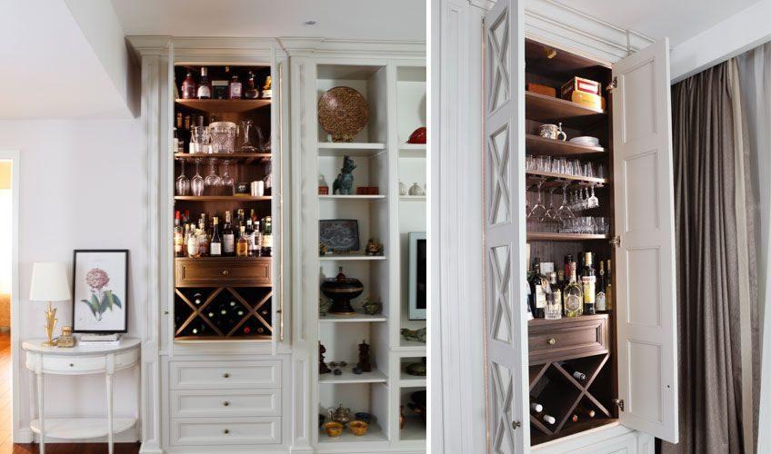 Mobilier realizat la comanda & design interior La Maison