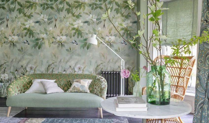 Tapet La Boutique Online - Kiyosumi celadon
