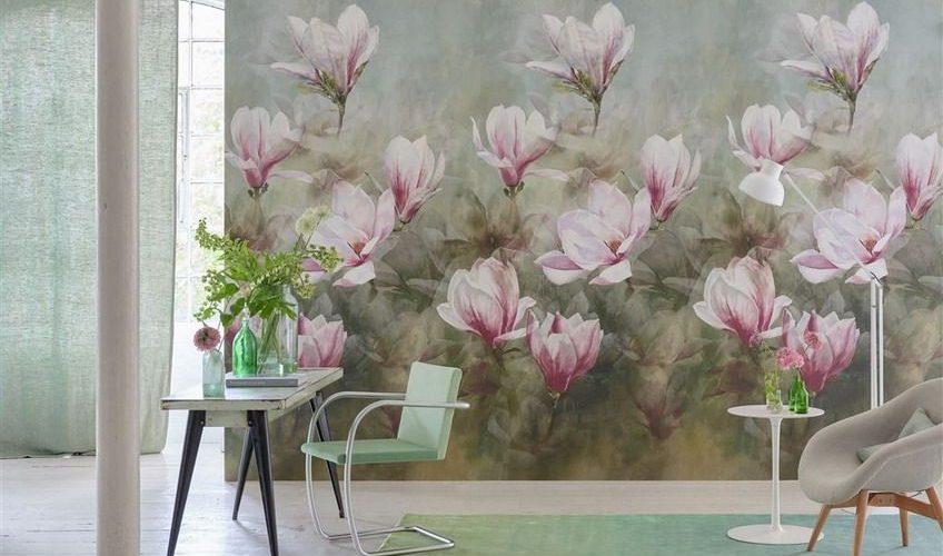 Tapet La Boutique Online - Yulan magnolia
