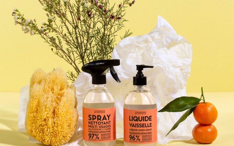 Produse de curatenie bio - Compagnie de Provence
